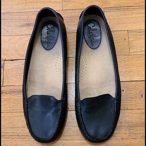 Cole Haan Supple Leather Loafers